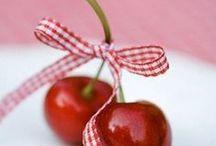 ♥ rouge et blanc
