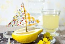 ♥ I like lemon....