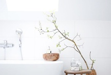 Bathroom inspiration / by Wies Plompen