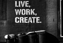 WORK • Work stuff