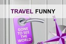Travel Funny & Inspriration / Travel Funny. Always pack your sense of humour.