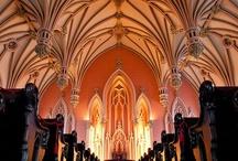 Love Churches / by Sheri Graves DeBord