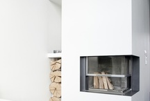 Fireplaces / by Wies Plompen
