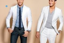 What To Wear To E-sessions: Grooms