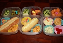 Lunchbox Ideas / by Ginger Faris