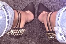 MY ULTIMATE SHOE CLOSET / by Arecka J Collins