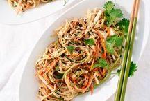 Vegan Dinners / vegan dinner ideas, vegan recipes, vegan dinner