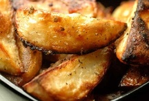 Potatoes / by Ginger Faris