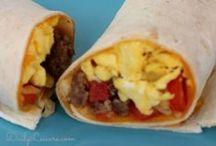 RECIPES Breakfast / Who else like Breakfast for dinner?