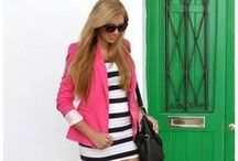 My Preppy Life / For the girls like me that see the world in pink and green!  / by Whitney Elizabeth