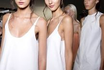 SS14 / FWs / my spring/summer 2014 fashion week selects: runways, looks, street styles, and behind the scenes snaps.
