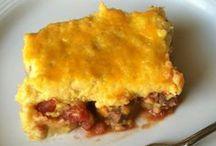 RECIPES Casseroles / Casseroles & one dish meals