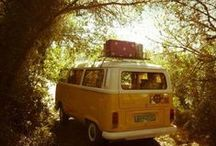 Travel - Living on the road / by Mademoiselle Serendipity