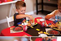 Jacks 2nd birthday / by Katie Roberson