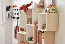 Kids | Rooms + Storage / by Andrea Brame | Writer
