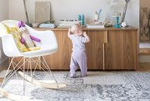 Kids | Stylish Childproofing / A curated compilation of the least ugly childproofing products and DIY ideas to keep kids safe at home. / by Andrea Brame | Writer