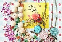Crochet Flowers Fleurs bonheur