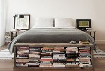 Home | Library + Bookshelf / Beautiful home libraries, bookcases, and bookshelves. / by Andrea Brame | Writer
