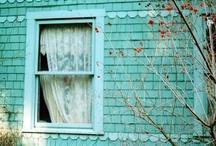 open a window / by Darlene Renno