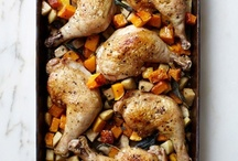 One Pan Dinners / by Jenny Barabash