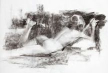 Figure Drawings For Sale / Drawings by Sergio Lopez available for sale on Zatista. http://bit.ly/sergiolZatistaStore