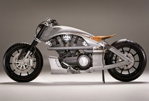 Motorcycles ~ Prototype / Crazy / by Johnny Hood