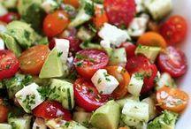 Salads / by Jenny Barabash