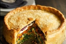Savory Pies & Quiche / by Jenny Barabash