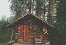 The cabin I wanted since I was 8