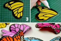 DIY Craft Fun / Great ideas for you to try. Crafts and more DIY projects.