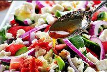 Marinades & Sauces & Salad Dressing / by Jenny Barabash
