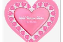 Valentine Day Love Gifts and Cards / #Romantic or #funny gifts, apparel and cards celebrating your #Valentine. #Anti-Valentine gifts too.  Feel free to invite others to this board.