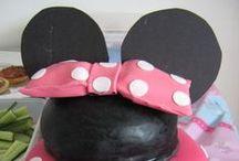 Cake Board- Children's / by Gemma .