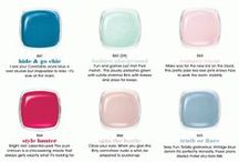 2014 Spring Nail Polish  / What's in for the spring, what colors to choose for your nails.