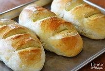 Bread / by Adrienne Kenyon
