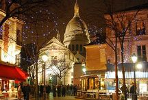 Hello Paris / Everything Parisian / by Kristen Mankosa