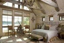 Sweet dreams / Bedroom styling ideas