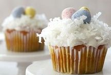 Cakes - Easter Cup Cakes / by June Stephens
