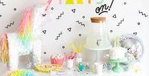 Mesas Dulces & Ideas Decoración Fiestas - Candy Bar, Party / Decoración