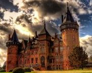 Dutch castles / Find out about the most beautiful and impressive castles here in the Netherlands!