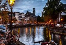 Leiden / Beautiful photos and information about the Dutch city of Leiden.