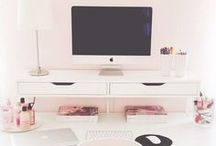 Home Office and Craft Rooms / Home offices and craft room and storage ideas