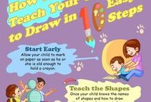 Learn to Draw / Learning to draw is fun. The process of drawing itself is calming and entertaining. With drawing these selected drawing instructions you can speed up your progress and be able to create even more detailed and impressive drawings.