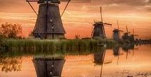 Dutch Windmills / Synonymous with the Netherlands are our traditional Dutch windmills! Here are some beautiful photos, facts and guides on them.