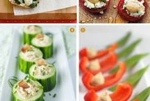 Appetizers and Sauces / by Sharon Banes