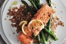lunch/dinner recipes / by Lauren Kelley