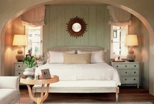 Bedroom Retreats / Beautiful Bedrooms & Bedroom Furnishings / by Camile Mick
