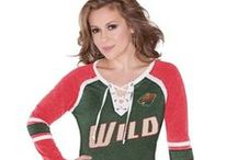 Minnesota Wild Gear / by Shop.NHL.com