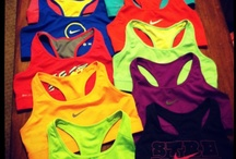 My Workout Clothes <3 / by Daniela Villanueva