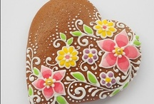 Gorgeous Cakes & Cookies / Cakes and Cookies Too Pretty to Eat. / by Camile Mick